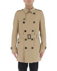 Burberry - The Kensington Trench Coat - Lyst