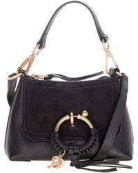 See By Chloé See By Chloe Joan Mini Crossbody Bag - Black
