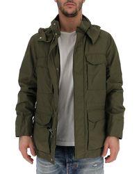 Woolrich Safari Jacket - Green