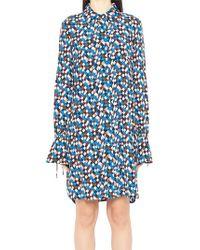 Tory Burch - Kaylee Shirt Dress - Lyst