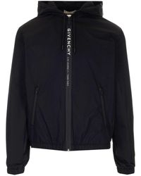 Givenchy Outerwear Jacket - Black