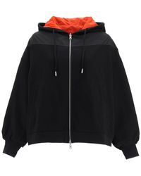 MCM Reversible Graphic Patch Jacket - Black