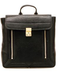 3.1 Phillip Lim Pashli Backpack - Black