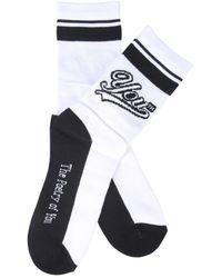 MSGM Multicolor Cotton Socks
