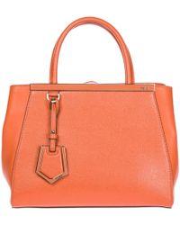 Fendi - Small 2jours Bag - Lyst