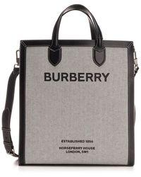 Burberry Horseferry Print Tote Bag - Multicolour