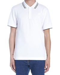 McQ Swallow Polo Shirt - White