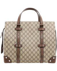 Gucci GG Pattern Duffle Bag - Multicolour