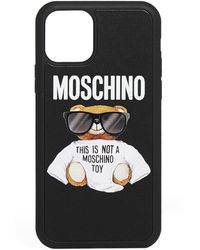 Moschino Teddy Iphone 11 Pro Case - Black