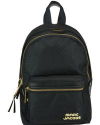 Marc Jacobs Trek Pack Medium Backpack - Black