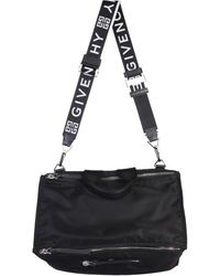 Givenchy Pandora Shoulder Bag - Black