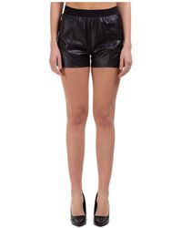 Karl Lagerfeld Rue St-guillaume Jogging Shorts - Black