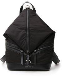 Jimmy Choo Fitzroy Backpack - Black