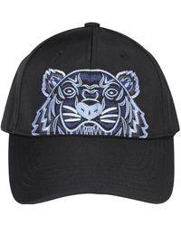 KENZO Kampus Tiger Baseball Cap - Black
