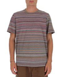 Missoni Striped T-shirt - Multicolour