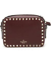 Valentino - Garavani Rockstud Crossbody Bag - Lyst