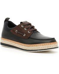 Ferragamo - N Fiano Boat Shoes - Lyst