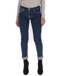Burberry Skinny Jeans - Blue