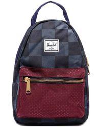 Herschel Supply Co. Nova Mini Zipped Backpack - Blue