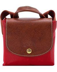 Longchamp - Le Pliage Folding Backpack - Lyst