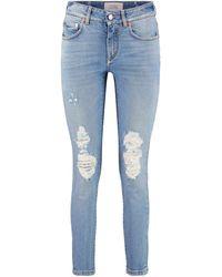 Givenchy 5-pocket Jeans - Blue