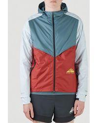 Nike Windrunner Colour Block Jacket - Multicolour
