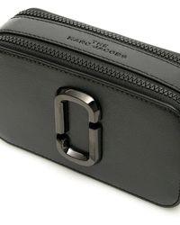 Marc Jacobs The Snapshot Small Camera Bag - Black