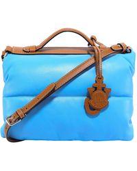 Moncler Genius Moncler X Jw Anderson Padded Shoulder Bag - Blue