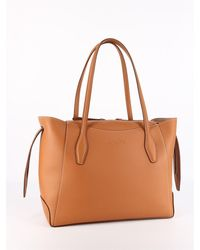 Tod's New Joy Shopping Bag - Brown