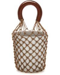 STAUD Moreau Bucket Tote Bag - Brown