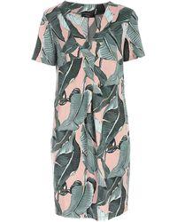 Weekend by Maxmara Zurigo Dress - Pink