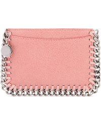 Stella McCartney Falabella Cardholder - Pink