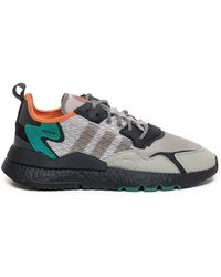 adidas Originals Nite Jogger Low-top Trainers - Multicolour