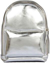 3.1 Phillip Lim - Metallic Leather Backpack - Lyst
