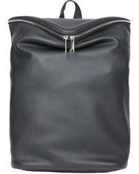 Bottega Veneta Hidrology Backpack - Black