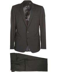 Dolce & Gabbana Tailored Two-piece Suit - Black