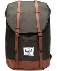 Herschel Supply Co. Retreat Foldover Backpack - Green