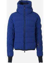 3 MONCLER GRENOBLE Lagorai Hooded Jacket - Blue