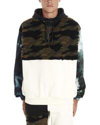 Buscemi Cotton Sweatshirt - Black