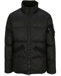 Stone Island Shadow Project Puffer Jacket - Black