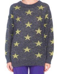 N°21 - Stars Sweater - Lyst