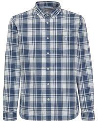 Woolrich Oxford Buttoned Shirt - Blue