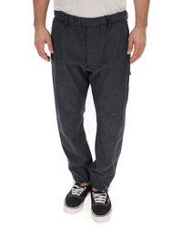 Prada - Classic Straight Trousers - Lyst