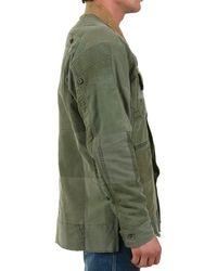 Greg Lauren Worker Jacket - Green