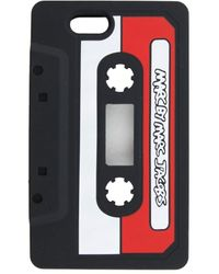 Marc Jacobs Iphone 5 Mix Tape Case - Black