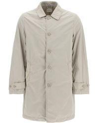 Aspesi Lemon Raincoat - Grey