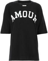 Zadig & Voltaire Amour T-shirt - Black