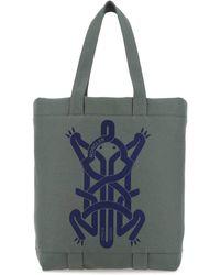 Moncler Genius Moncler X Craig Green Graphic Print Tote Bag