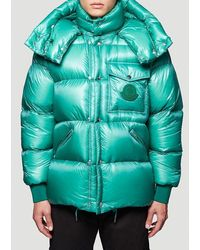 Moncler Lamentin Down Jacket - Green
