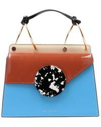Danse Lente Phoebe Bis Leather Shoulder Bag - Multicolor